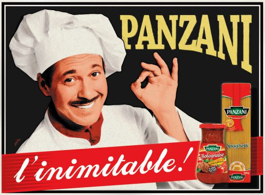 pasta panzani un fake italian sounding
