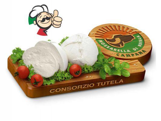 mozzarella bufala campana