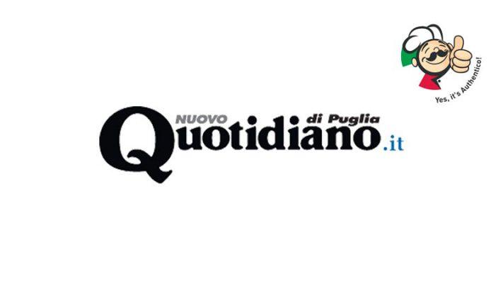 Rassegna Stampa Authentico: Nuovo Quotidiano di Puglia