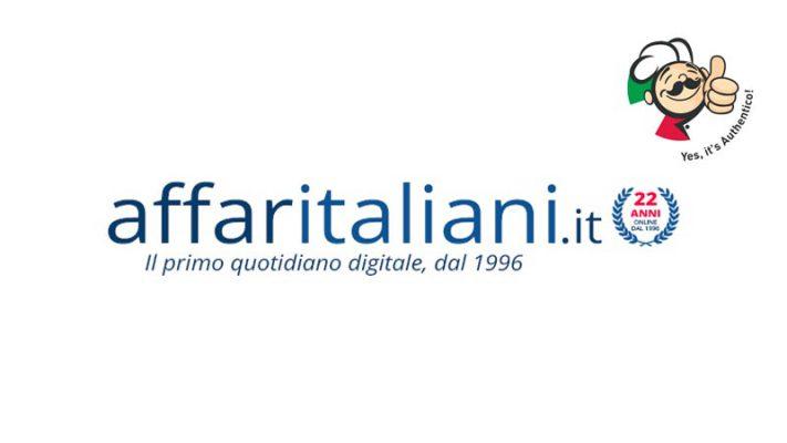 Rassegna Stampa Authentico: Affari Italiani