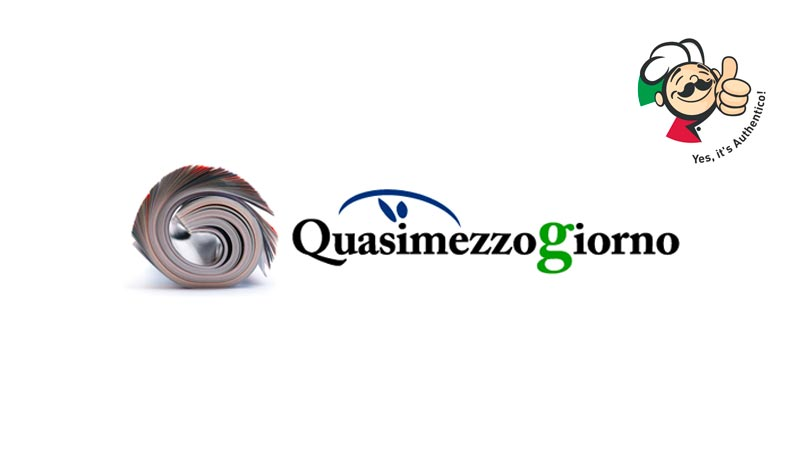 Rassegna Stampa Authentico: Quasi Mezzogiorno