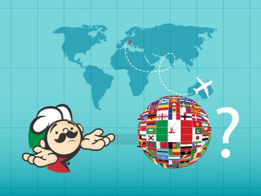 authentico app italian sounding export agroalimentare