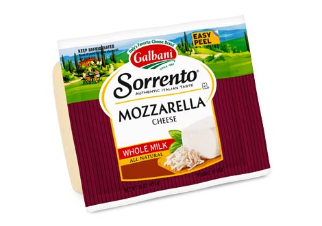 authentico app italian sounding mozzarella cheese galbani social sito