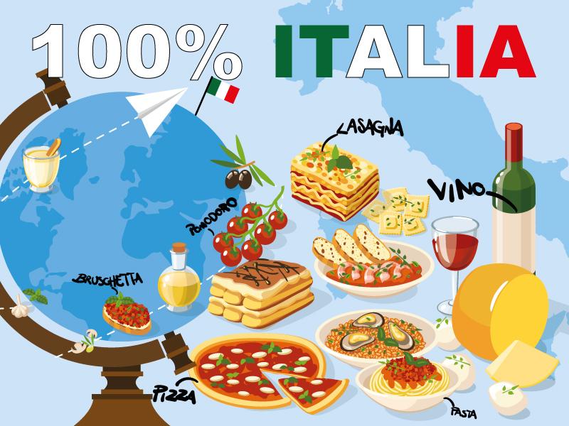 Turismo enogastronomico: l'Italia è la meta preferita dei Food Travellers