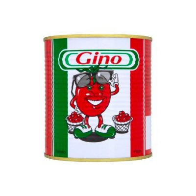 Gino Tomato Paste - Italian Sounding - Fake products