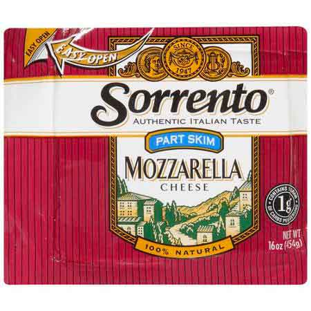 authentico app italian sounding sorrento mozzarella cheese