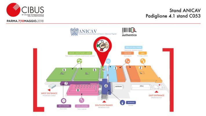 Comunicato stampa. Conserve di pomodoro e vegetali: Anicav ed Authentico insieme contro l'Italian Sounding