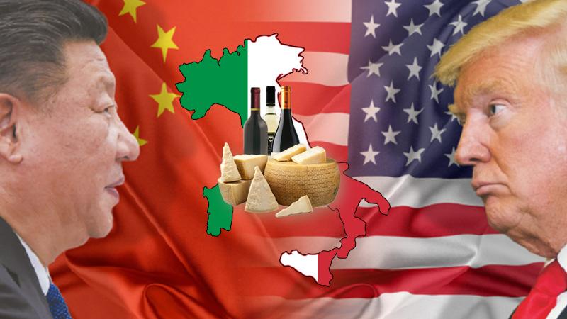 Guerra dei dazi USA e Cina: tra i due litiganti il terzo potrebbe godere