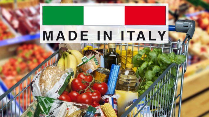 L' etichetta Made in Italy trionfa anche in Italia