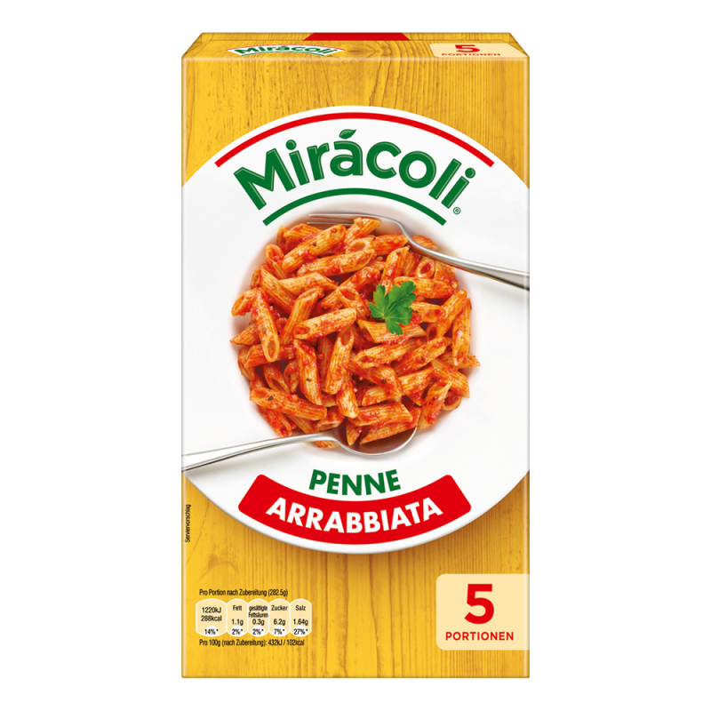 authentico app italian sounding penne arrabbiata