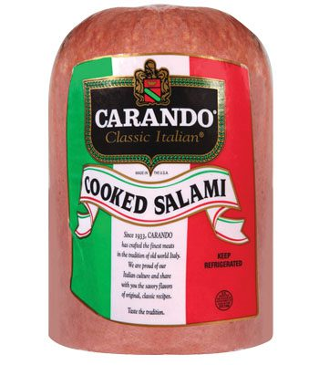 authentico app italian sounding cooked salami