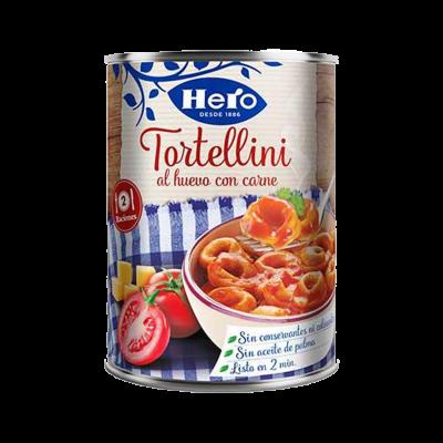 authentico app italian sounding tortellini al huevo con carne