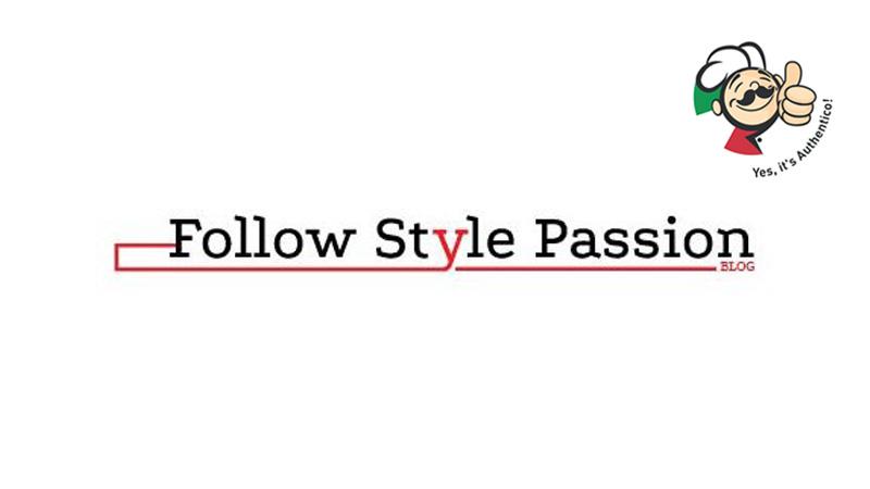 Rassegna Stampa Authentico: Follow Style Passion