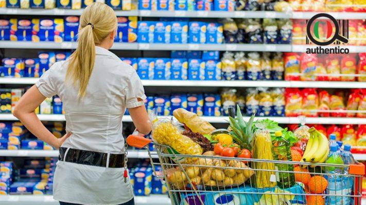 Come gli italiani scelgono i prodotti alimentari?