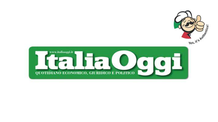 Rassegna Stampa Authentico: Italia Oggi