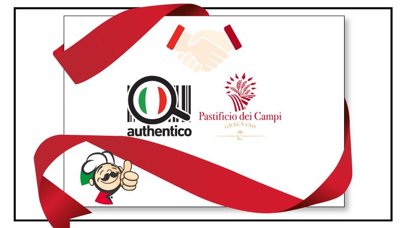 Comunicato stampa: Pastificio dei Campi e Authentico insieme per tutelare la Pasta di Gragnano IGP