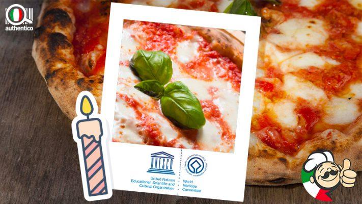 La Pizza napoletana patrimonio Unesco compie un anno
