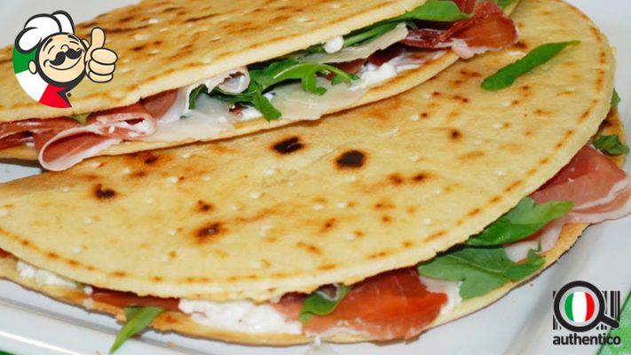 Piadina Romagnola: la ricetta originale