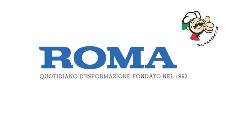 Rassegna Stampa Authentico: Il Roma