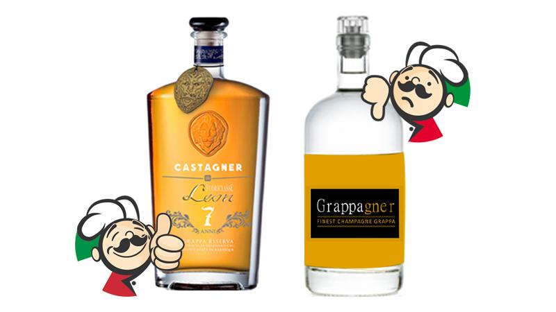 "Italian Sounding, in Germania si beve ""Grappagner"""