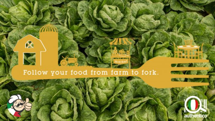 blockchain tracciabilita filiera alimentare food tracking authentico autentico certificazione from farm to fork