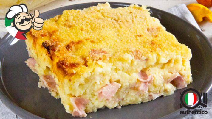 Gateau di patate: la ricetta originale