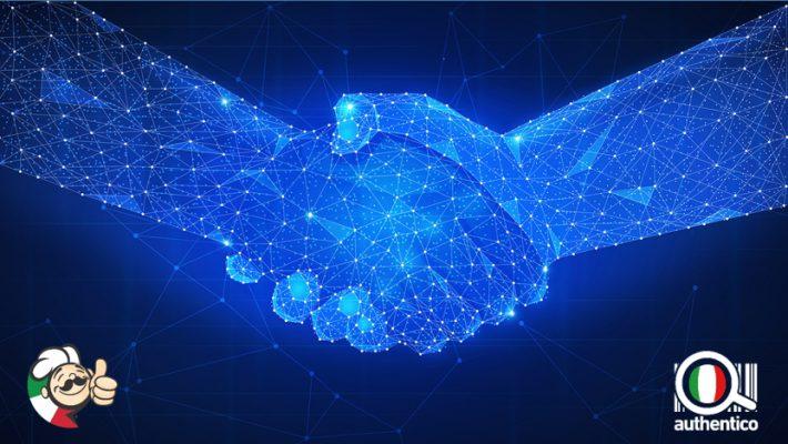 blockchain authentico risposta alla domanda di fiducia consumatori
