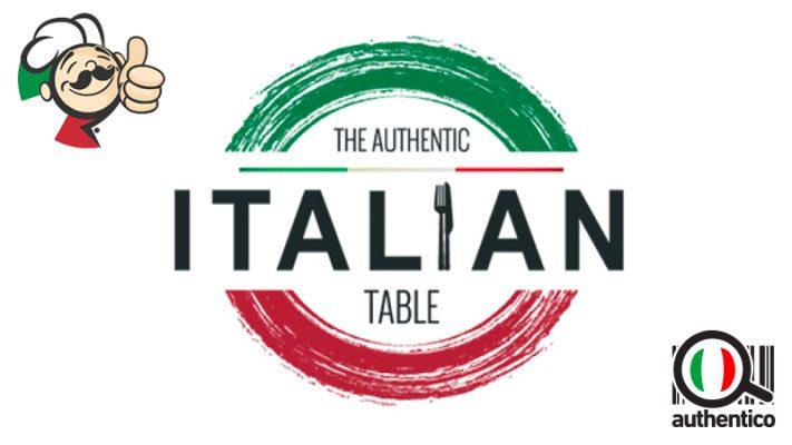Prodotti italiani autentici: la promozione con The Authentic Italian Table