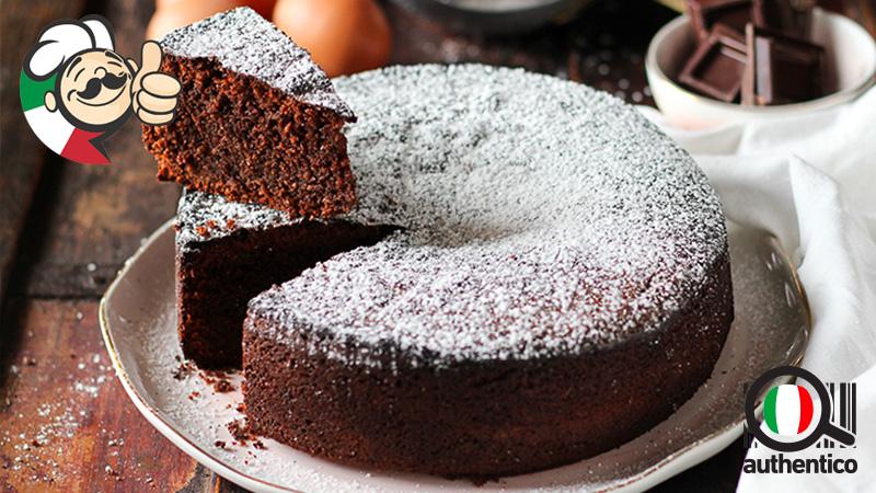 Torta Caprese: la ricetta originale