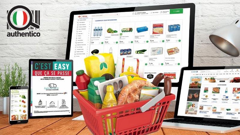 eCommerce alimentare: il mercato online del Food&Grocery vale più di 1 miliardo