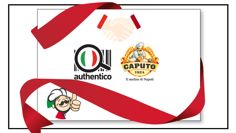 Comunicato Stampa: Caputo ed Authentico insieme per tutelare la farina italiana all'estero