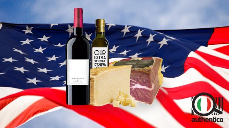 Dazi USA: a rischio l'export agroalimentare italiano