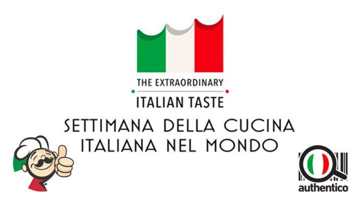 Settimana della Cucina Italiana nel Mondo: più di 1000 eventi per la promozione all'estero