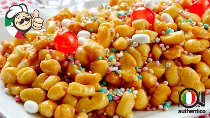 Struffoli napoletani: la ricetta originale