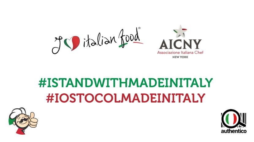 settimana della cucina italiana nel mondo i love italian food associazione italiana chef AICNY