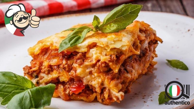 Ricetta Lasagne Verdi Alla Bolognese.Lasagne Alla Bolognese La Ricetta Originale Authentico