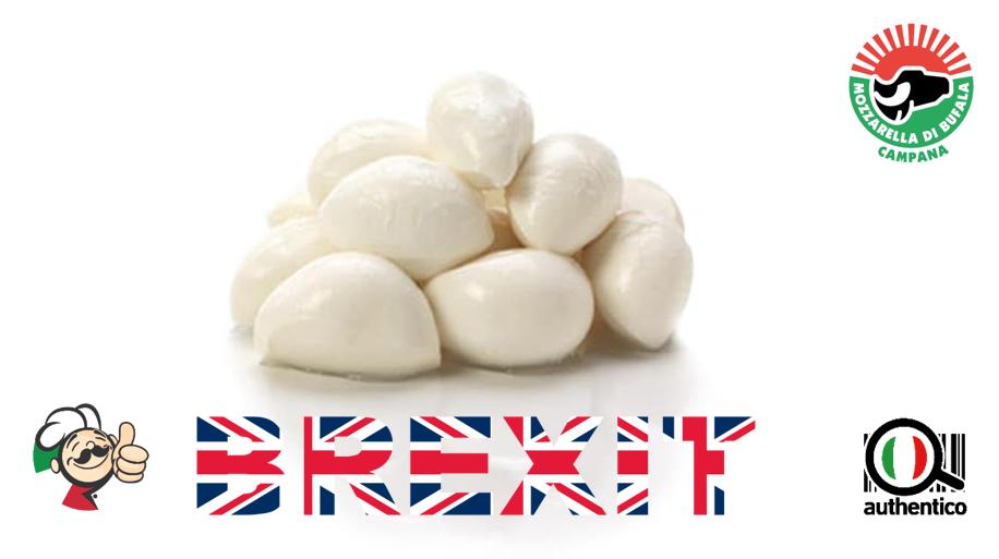 mozzarella di bufala campana dop brexit accordo consorzio