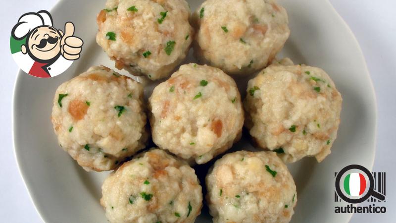 Canederli: la ricetta originale