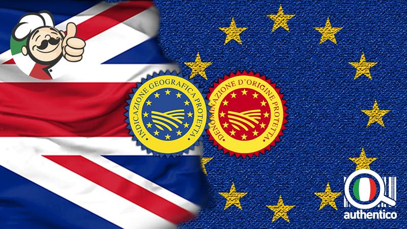 Dop e Igp, tutelate le Indicazioni Geografiche anche dopo la Brexit