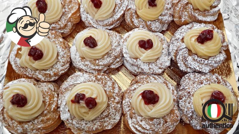 Zeppole di San Giuseppe: la ricetta originale