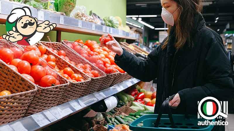 La spesa degli italiani in quarantena: carrelli pieni, ma meno risparmio