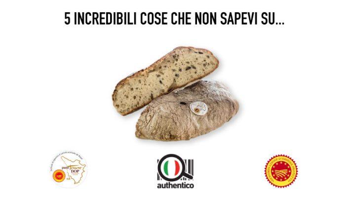 5 incredibili cose che non sapevi sul Pane Toscano