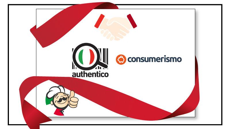 Comunicato Stampa: Cibo italiano. Ecco l'App per denunciare il falso made in Italy