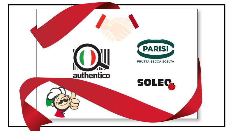 partnership authentico e gruppo parisi soleo