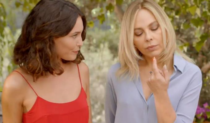 pasta italiana panzani ornella muti spot pubblicita