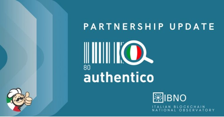 Authentico IBNO Osservatorio Italiano Blockchain Italia