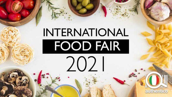 fiere alimentari 2021 manifestazioni enogastronomiche fiera food eventi cibo vino agroalimentari