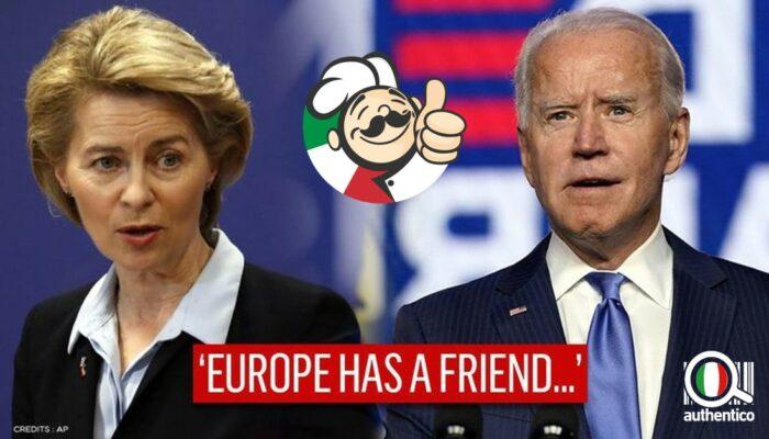 Accordo Usa-Ue su sospensione dazi brinda il Made in Italy export agroalimentare us stati uniti